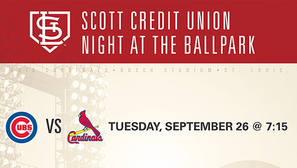 Scott Credit Union Night at the Ballpark