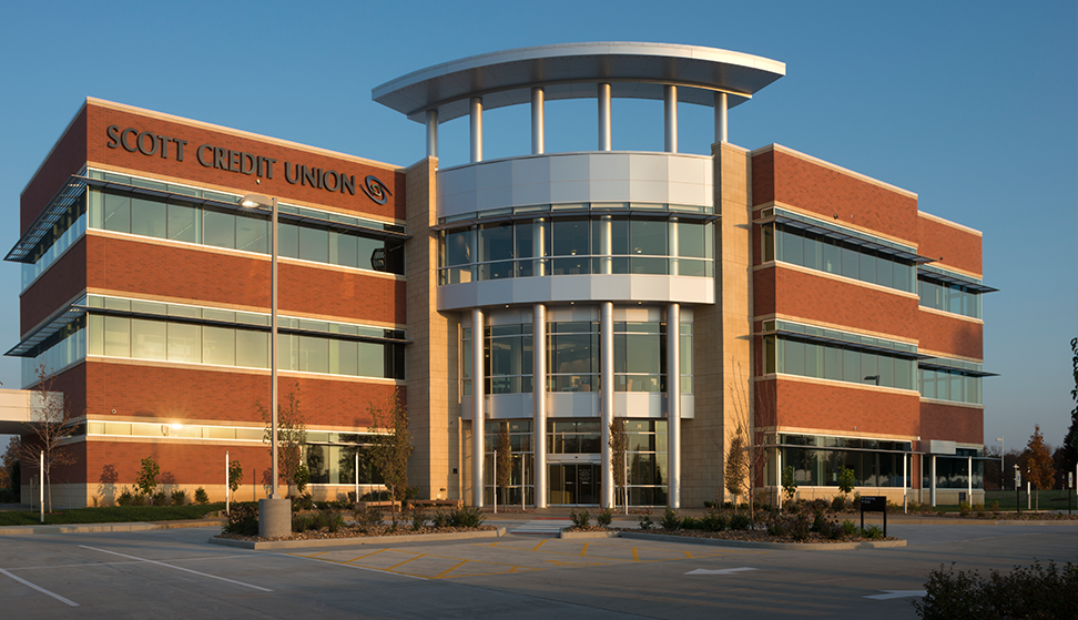 Scott Credit Union Home Office Building