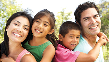 The Family Security Plan® Provides Coverage When You Need It Most