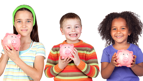 How to raise money-smart kids