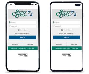 SCU Mobile Banking App