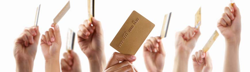 Low rate credit card? Rewards credit card? Choose the one that's right for you.