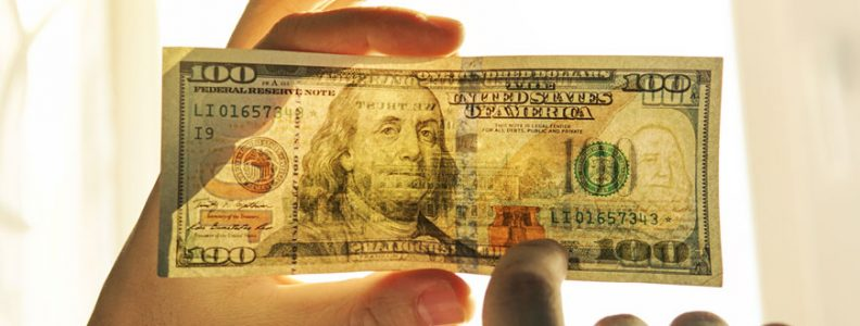 Eight Ways to Spot a Counterfeit Bill