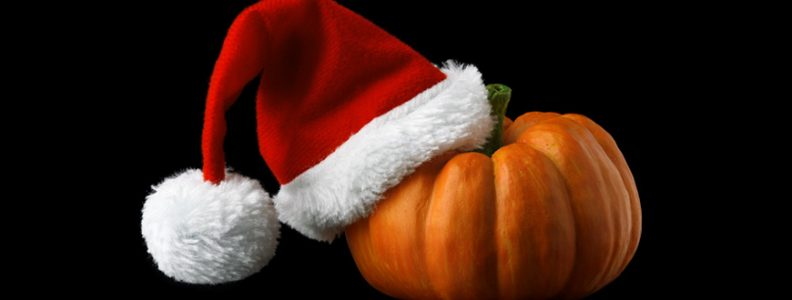 Halloween and Christmas Holiday Spending