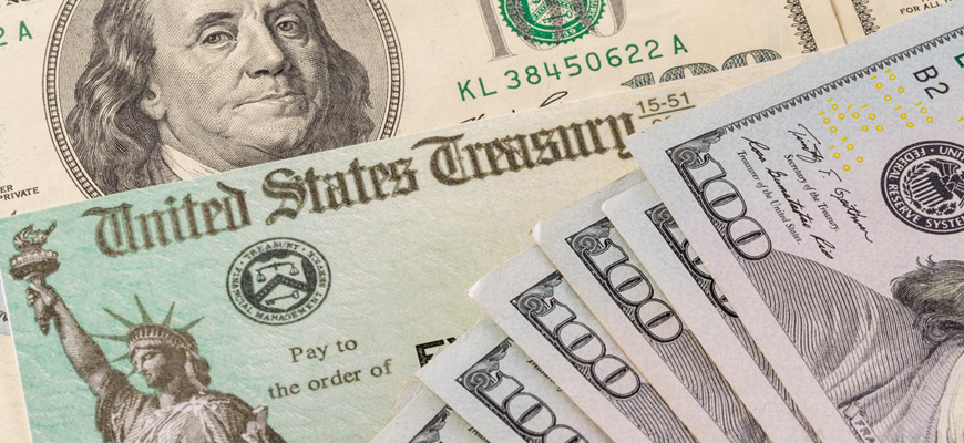 Stimulus payments expected to arrive soon
